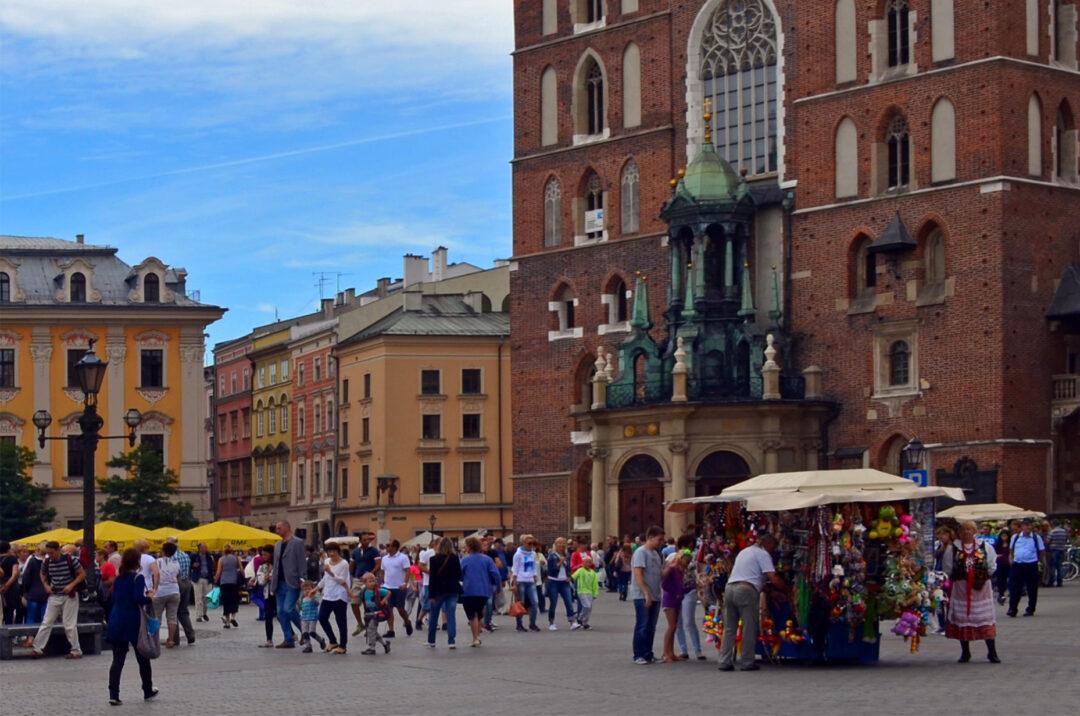 Cracovia, una ciudad y mil excusas para visitarla