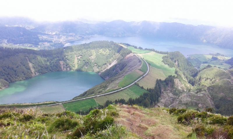 Viajar a la isla São Miguel (Azores) en 3 días